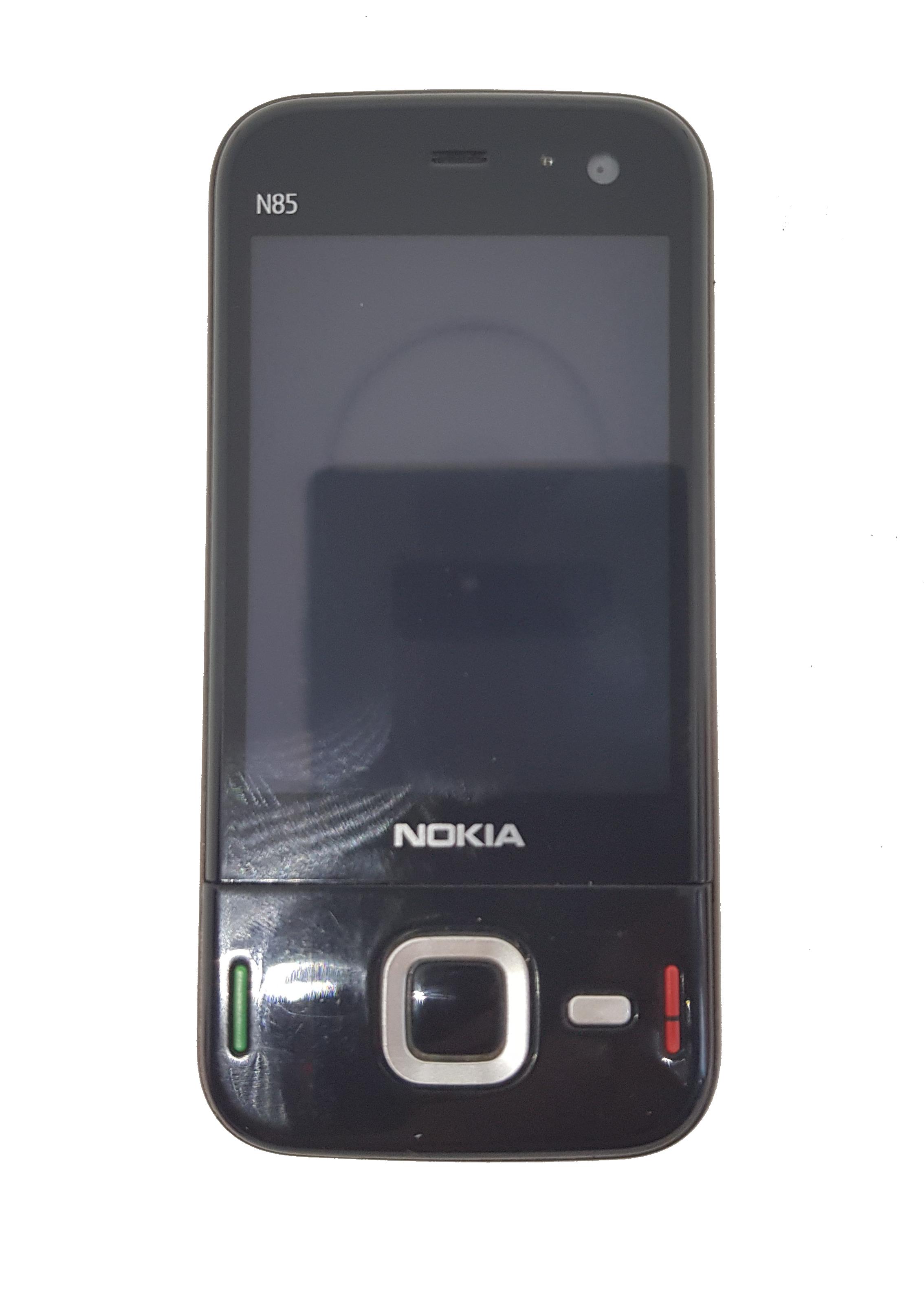 Nokia N85 Black. Hàng cổ mà hình thức ko hề cổ.